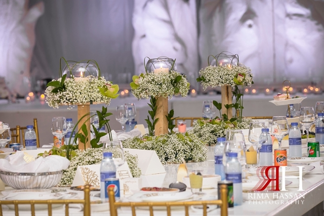 Royal_Hall_Khorfokan_Wedding_Female_Photographer_Rima_Hassan_kosha_stage_decoration_vip_tables_centerpieces