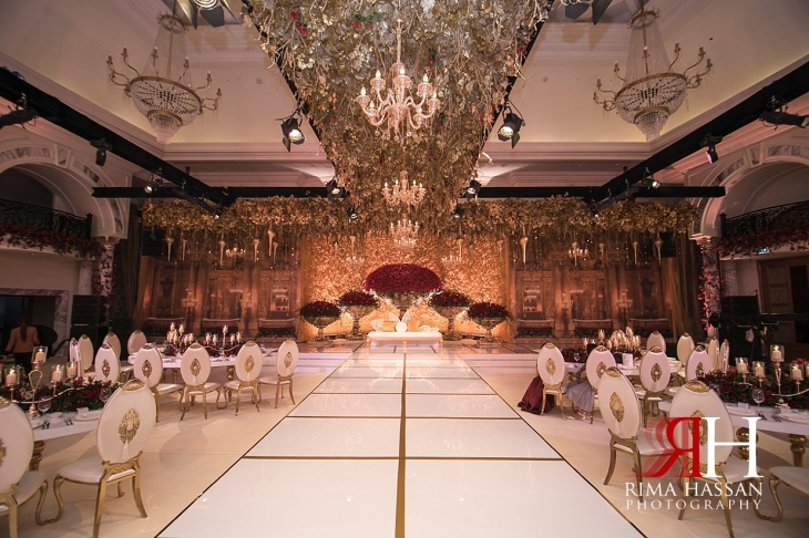 Saint_Regis_Dubai_Wedding_Female_Photographer_Rima_Hassan_stage_kosha_decoration