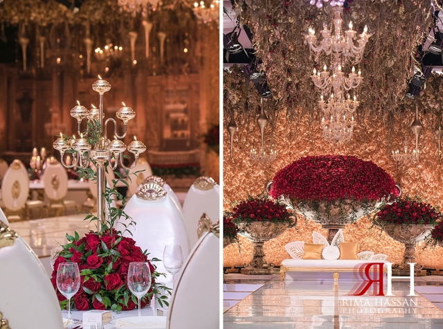 Saint_Regis_Dubai_Wedding_Female_Photographer_Rima_Hassan_stage_kosha_decoration_candles