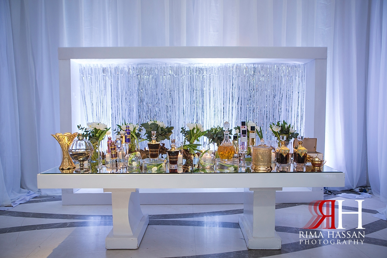 Saint_Regis_Dubai_Wedding_Female_Photographer_Rima_Hassan_stage_kosha_decoration_perfume