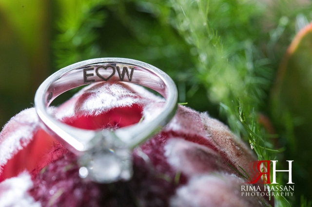 InterContinental_Wedding_Female_Dubai_Photographer_Rima_Hassan_bride_jewelry_ring_initial