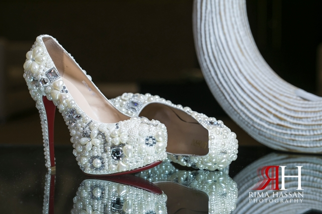 Jawaher_Sharjah_Wedding_Female_Dubai_Photographer_Rima_Hassan_bridal_shoes