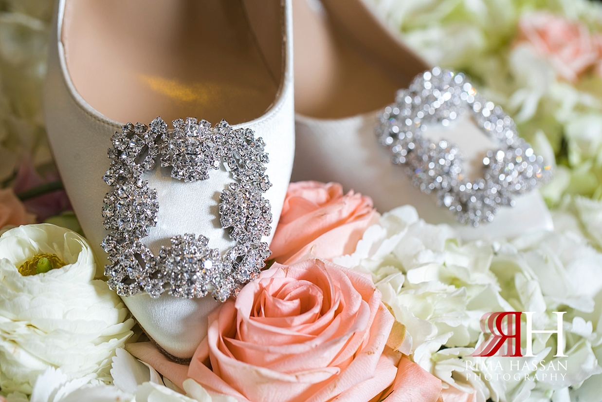 Ritz_Carlton_DIFC_Wedding_Female_Dubai_Photographer_Rima_Hassan_bride_shoes_Manolo_blahnik