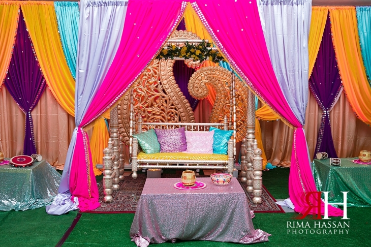 New_York_Henna_Wedding_Female_Dubai_Photographer_Rima_Hassan_stage_setup