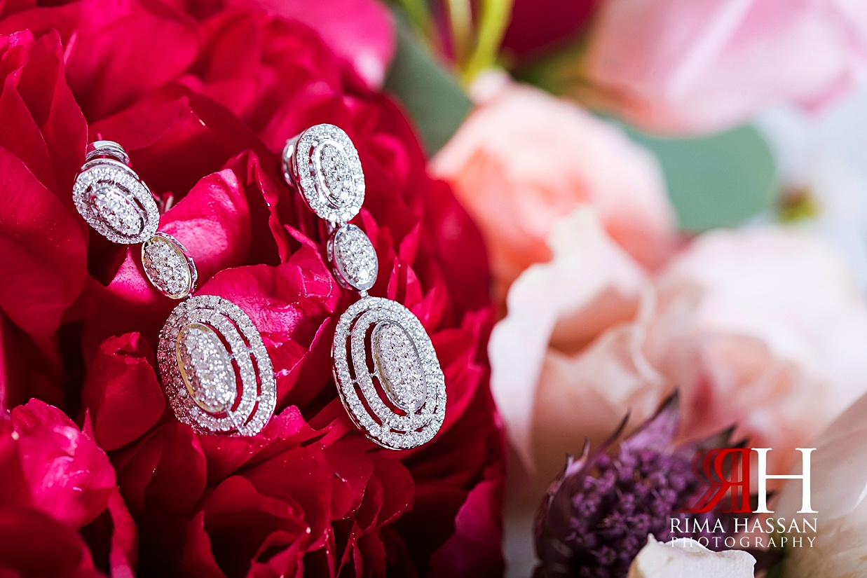 Marriott_Jaddaf_Wedding_Female_Dubai_Photographer_Rima_Hassan_bride_jewelry_earring
