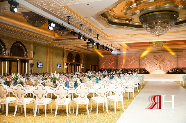 Emirates_Palace_Wedding_Abu_Dhabi_Female_Photographer_Rima_Hassan_kosha_stage_decoration_ballroom_setup