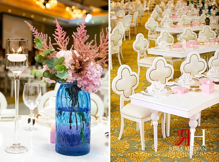 Emirates_Palace_Wedding_Abu_Dhabi_Female_Photographer_Rima_Hassan_kosha_stage_decoration_centerpiece_haifa_afkar_events