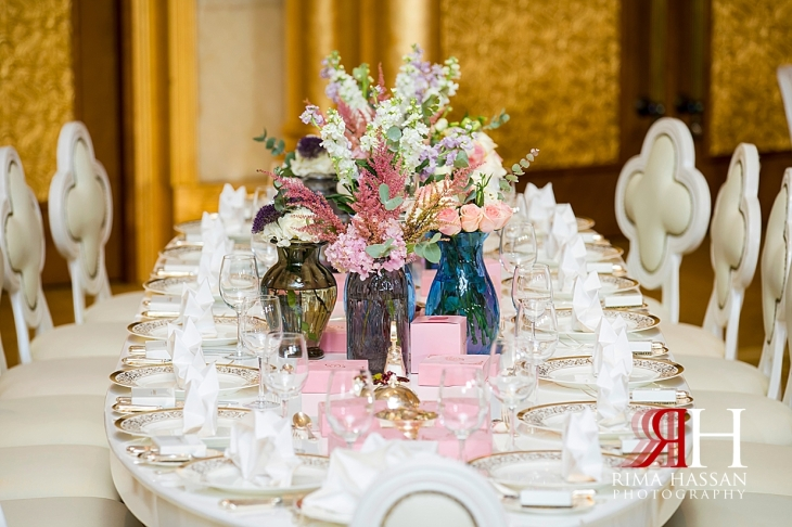 Emirates_Palace_Wedding_Abu_Dhabi_Female_Photographer_Rima_Hassan_kosha_stage_decoration_long_tables