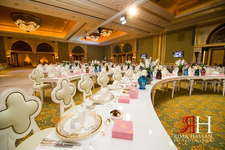 Emirates_Palace_Wedding_Abu_Dhabi_Female_Photographer_Rima_Hassan_kosha_stage_decoration_tables