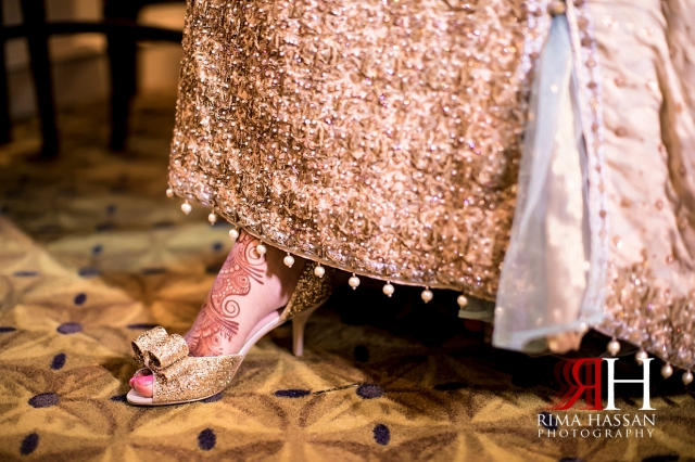 Hamlet_Golf_New_York_Wedding_Female_Dubai_Photographer_Rima_Hassan_bride_cinderella_gold_shoes