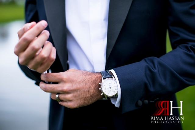 Hamlet_Golf_New_York_Wedding_Female_Dubai_Photographer_Rima_Hassan_groom_watch