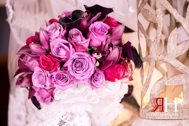 Crown_Plaza_Wedding_Dubai_Female_Photographer_Rima_Hassan_bride_bouquet_flowers