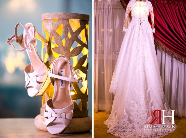 Crown_Plaza_Wedding_Dubai_Female_Photographer_Rima_Hassan_bride_shoes_dress