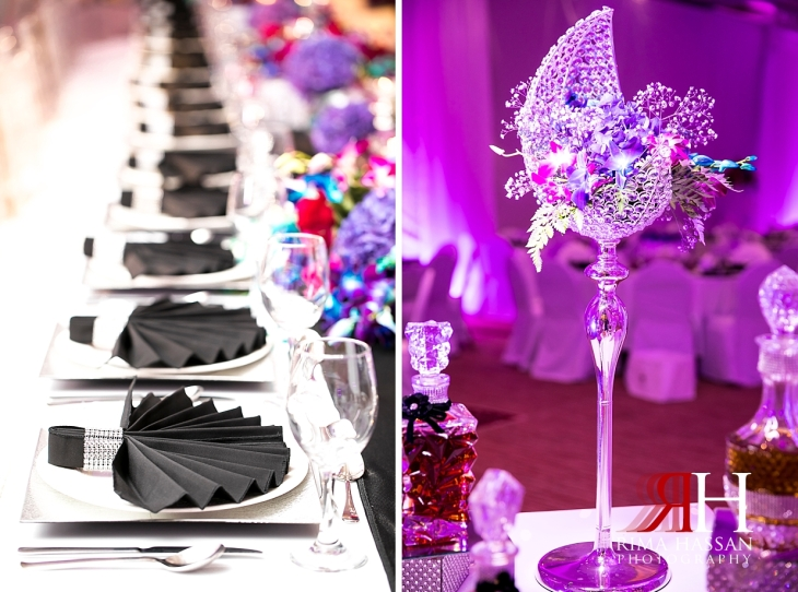 Crown_Plaza_Wedding_Dubai_Female_Photographer_Rima_Hassan_kosha_stage_ariel_decoration