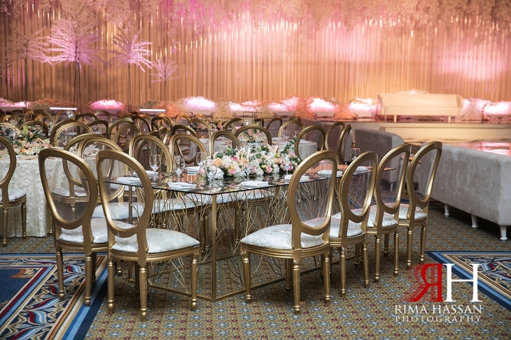 Mina_Salam_Wedding_Dubai_Female_Photographer_Rima_Hassan_stage_kosha_decoration_ballroom