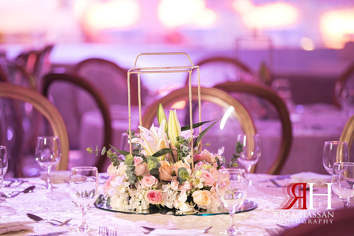 Mina_Salam_Wedding_Dubai_Female_Photographer_Rima_Hassan_stage_kosha_decoration_centerpiece