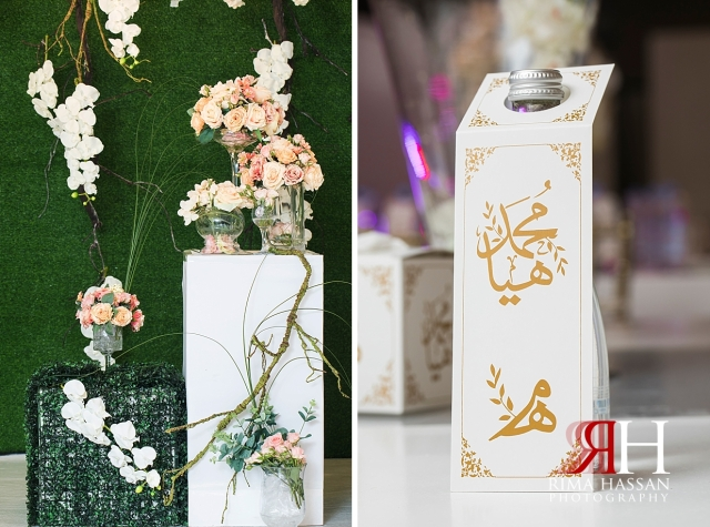 RAK_Engagement_Female_Photographer_Dubai_Rima_Hassan_kosha_decoration_stage_logo_bottle
