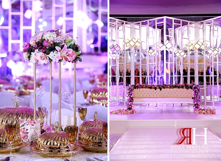Abu_Dhabi_Wedding_Female_Photographer_Dubai_Rima_Hassan_kosha_stage_decoration_centerpiece
