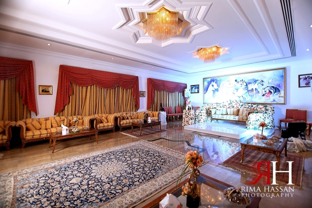 Sharjah_Royal_Engagement_Female_Photographer_Dubai_Rima_Hassan_kosha_stage_decoration