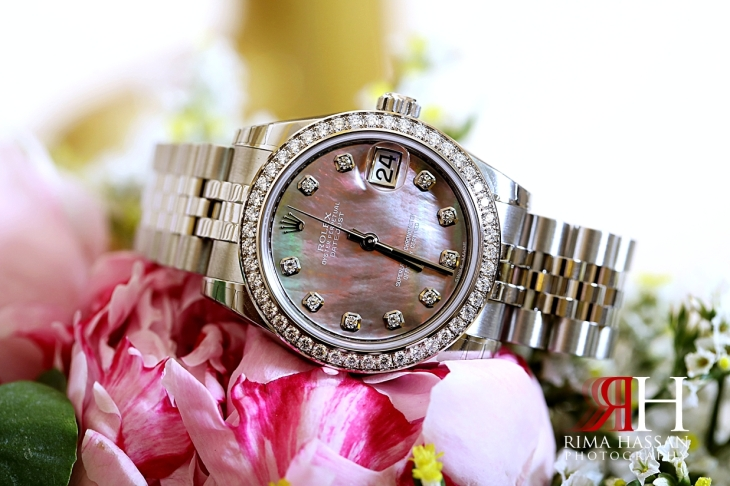 RAK_Wedding_Female_Photographer_Dubai_Rima_Hassan_bride_jewelry_watch_rolex