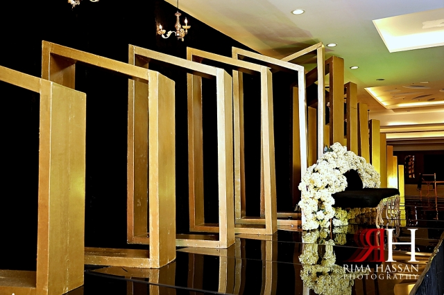 Ajman_Wedding_Female_Photographer_Dubai_Rima_Hassan_kosha_unique_gold_stage_decoration