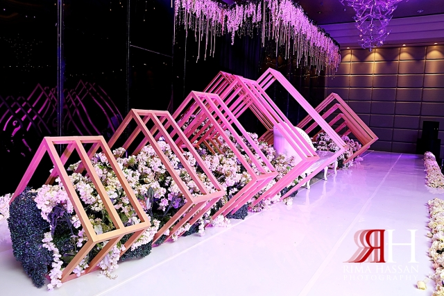 Aloft_Abu_Dhabi_Wedding_Female_Photographer_Dubai_Rima_Hassan_kosha_stage_decoration_purple
