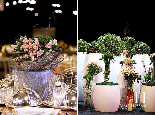 Trade_Center_Wedding_Photographer_Dubai_Rima_Hassan_kosha_stage_decoration_centerpiece