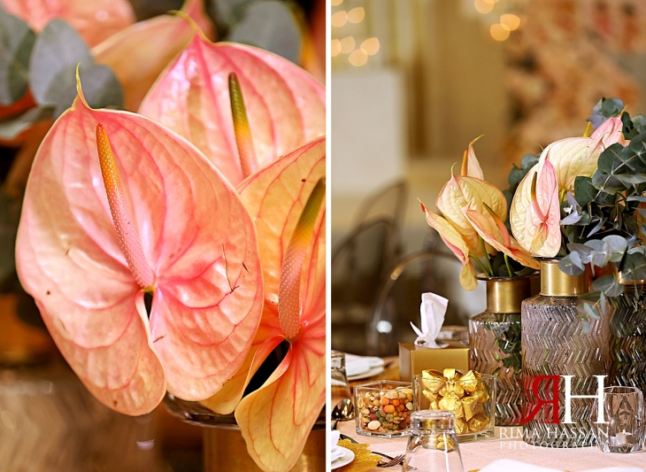 Park_Hyatt_Dubai_Engagement_Female_Photographer_Rima_Hassan_kosha_stage_decoration_flower_centerpiece