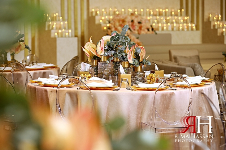 Park_Hyatt_Dubai_Engagement_Female_Photographer_Rima_Hassan_kosha_stage_decoration_table_setup