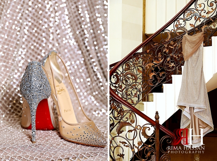Ajman_Royal_Engagement_Female_Photographer_Rima_Hassan_bride_shoes_dress
