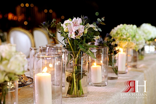 Ajman_Royal_Engagement_Female_Photographer_Rima_Hassan_kosha_stage_decoration_centerpieces