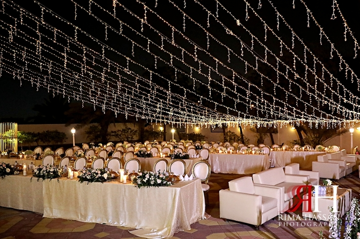 Ajman_Royal_Engagement_Female_Photographer_Rima_Hassan_kosha_stage_decoration_setup