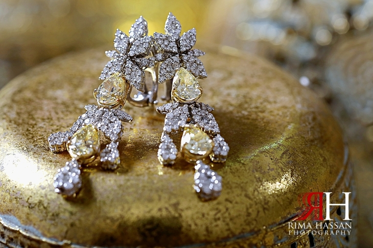 Al-Quoz_Engagement_Dubai_Female_Photographer_Rima_Hassan_bride_jewelry_earrings