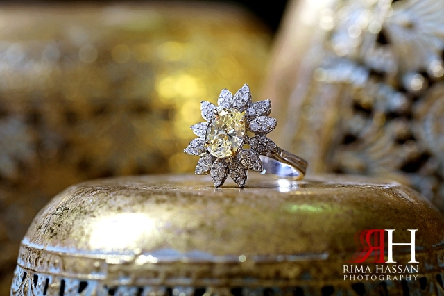 Al-Quoz_Engagement_Dubai_Female_Photographer_Rima_Hassan_bride_jewelry_ring