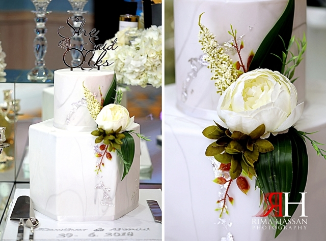 Al-Quoz_Engagement_Dubai_Female_Photographer_Rima_Hassan_kosha_stage_decoration_cake