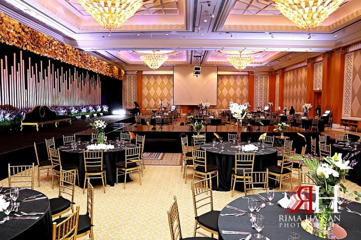 Grand_Hyatt_Dubai_Wedding_Female_Photographer_Rima_Hassan_kosha_stage_decoration_ballroom