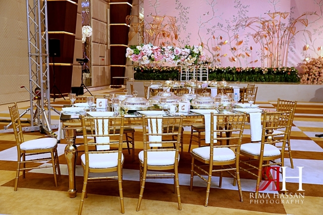 Al_Twaar_Wedding_Dubai_Female_Photographer_Rima_Hassan_kosha_stage_decoration_vip_tables