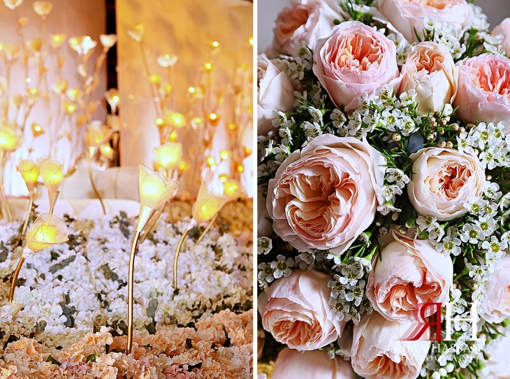Jawaher_Sharjah_Wedding_Dubai_Female_Photographer_Rima_Hassan_kosha_stage_decoration_flowers