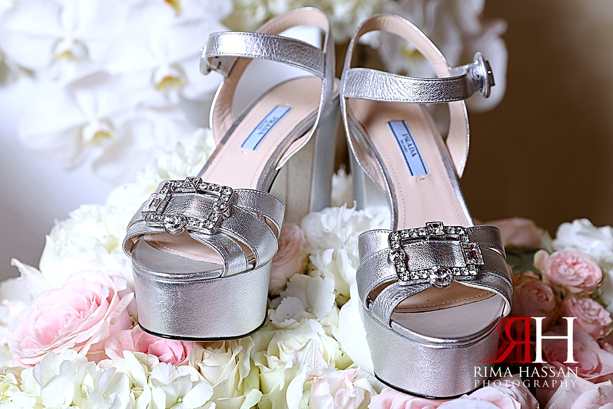 Grand_Hyatt_Wedding_Dubai_Female_Photographer_Rima_Hassan_bride_shoes_prada