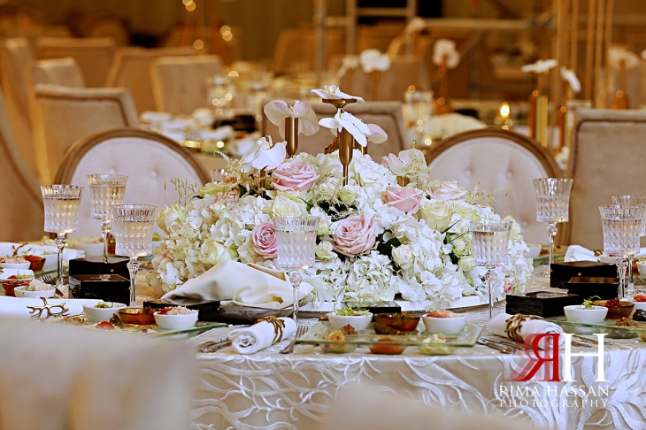 Grand_Hyatt_Wedding_Dubai_Female_Photographer_Rima_Hassan_kosha_stage_decoration_centerpiece_flowers