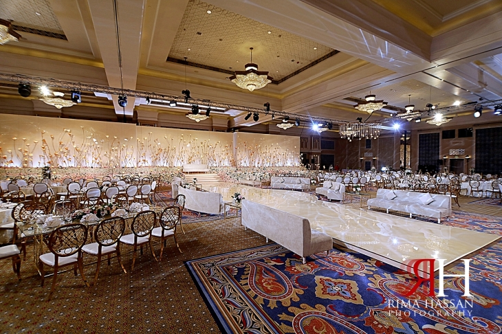 Mina_Salaam_Wedding_Dubai_Female_Photographer_Rima_Hassan_stage_kosha_decoration_golden_dream