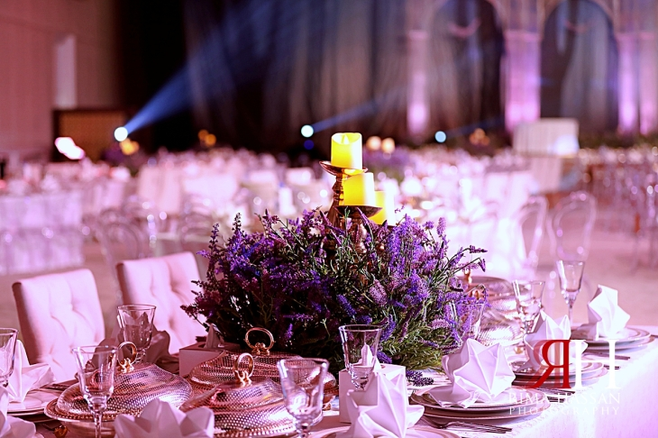 Jawaher_Sharjah_Wedding_Dubai_Female_Photographer_Rima_Hassan_kosha_stage_decoration_centerpiece
