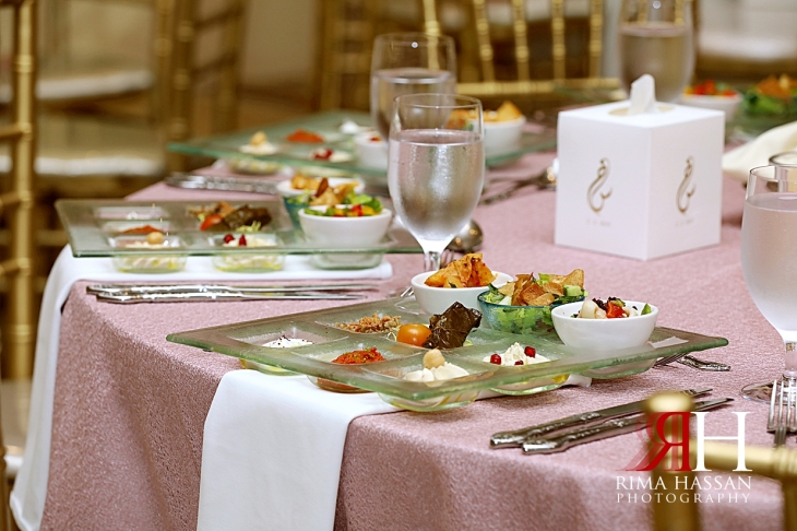 Grand_Hyatt_Dubai_Wedding_Female_Photographer_Rima_Hassan_kosha_stage_decoration_plates