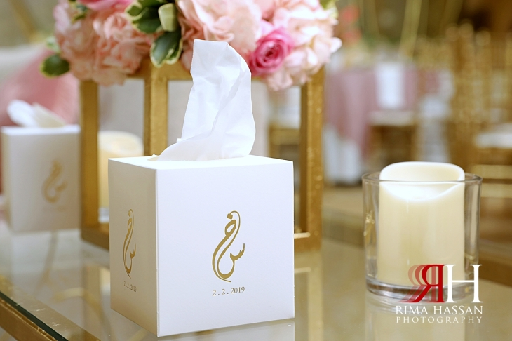 Grand_Hyatt_Dubai_Wedding_Female_Photographer_Rima_Hassan_kosha_stage_decoration_tissue_box