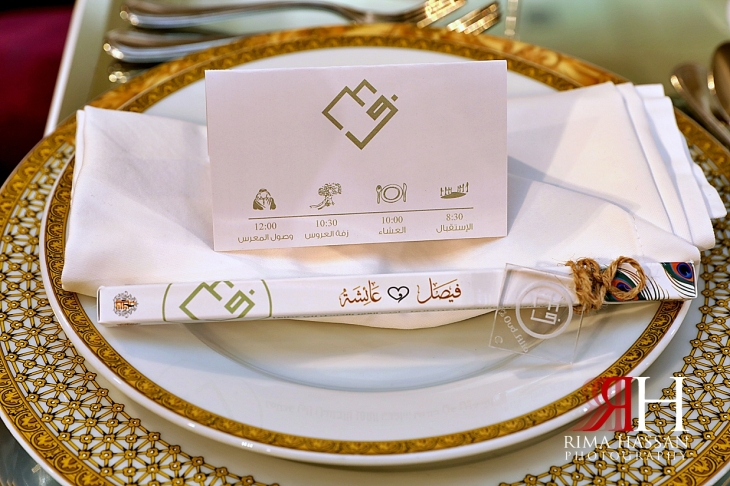Palazzo_Versace_Wedding_Dubai_Female_Photographer_Rima_Hassan_stage_kosha_decoration_party_favor