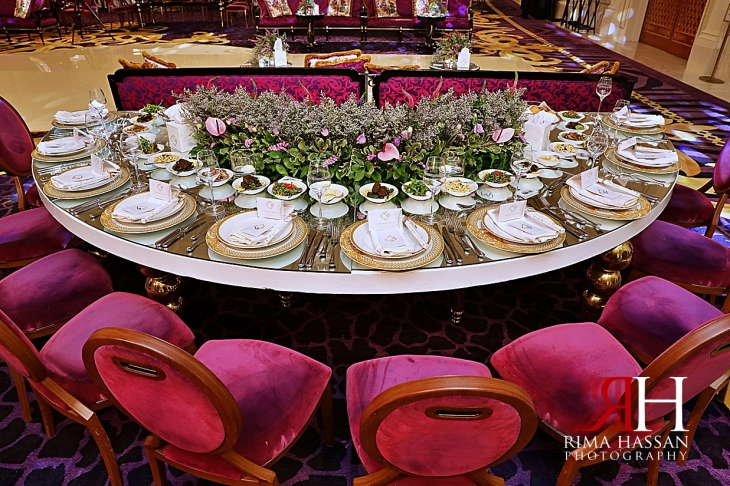 Palazzo_Versace_Wedding_Dubai_Female_Photographer_Rima_Hassan_stage_kosha_decoration_vip_tables