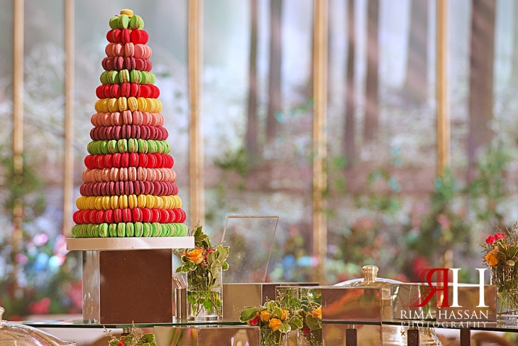 Grand_Hyatt_Dubai_Wedding_Female_Photographer_Rima_Hassan_kosha_stage_decoration_macaroons