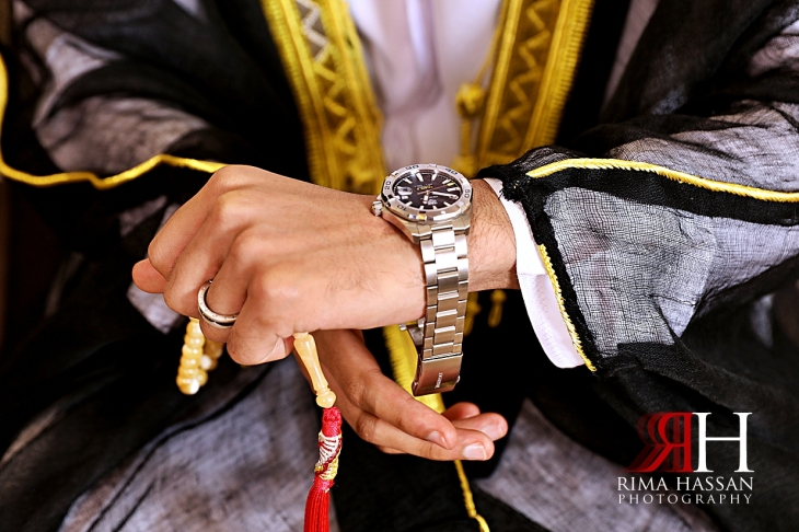 Barsha_Dubai_Wedding_Female_Photographer_Rima_Hassan_watch_groom