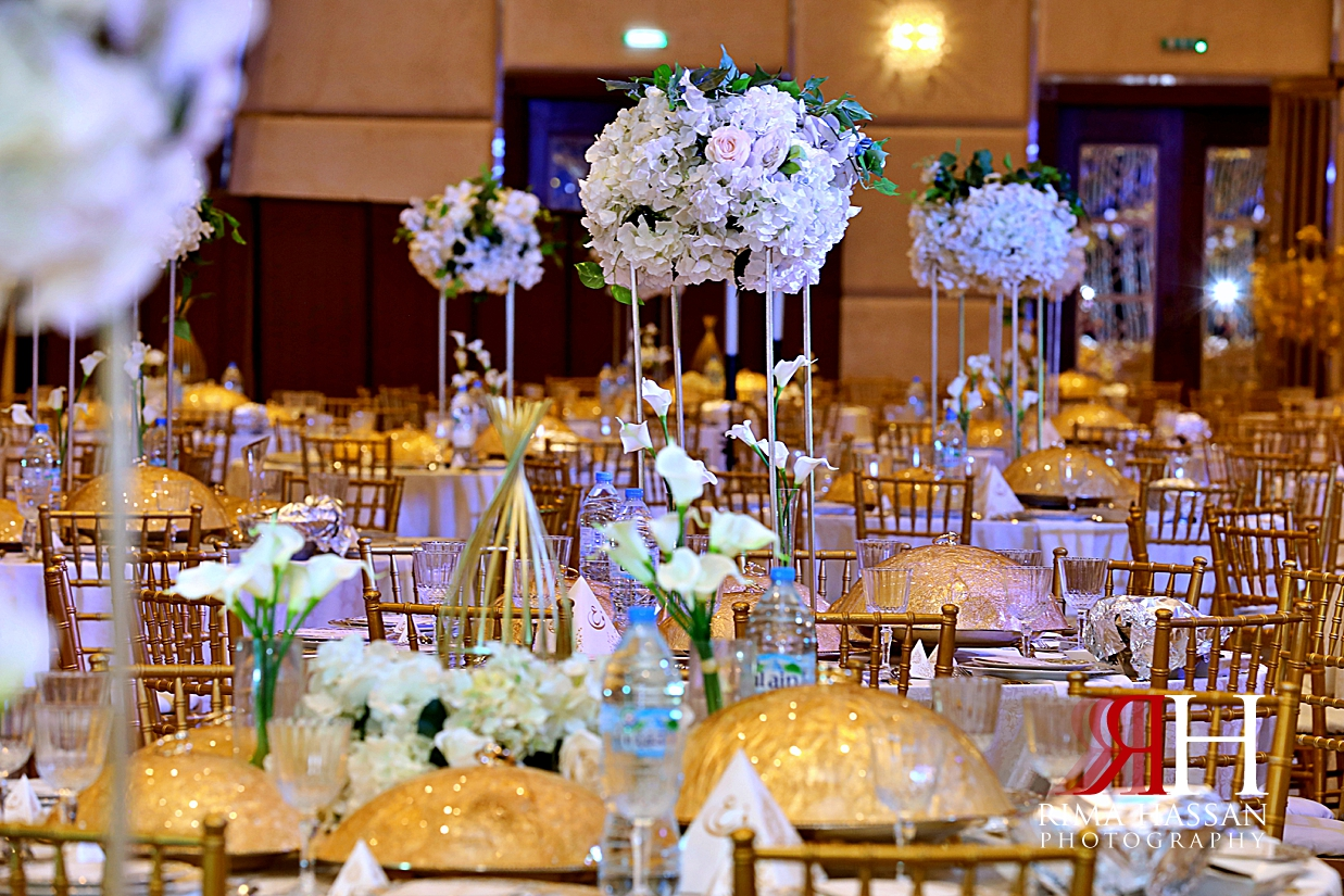 Barsha_Hall_Wedding_Dubai_Female_Photographer_Rima_Hassan_stage_kosha_decoration_centerpiece