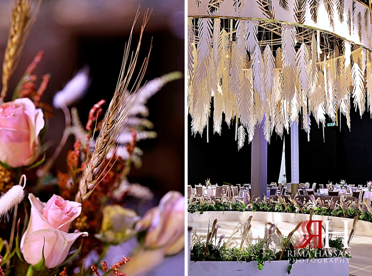Al-Ain_Wedding_Dubai_Female_Photographer_Rima_Hassan_kosha_stage_decoration_Luxury_flowers